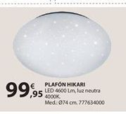 Oferta de Plafones por 99.95€