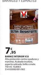 Oferta de Barniz por 7.95€