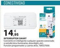 Oferta de Interruptor Garza por 14.95€