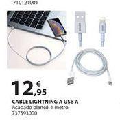 Oferta de Cables por 12.95€