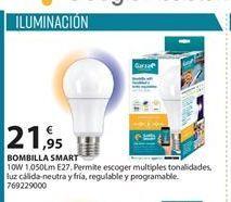 Oferta de Bombilla led por 21.95€