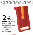 Oferta de Rodillo por 2.95€