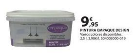 Oferta de Pintura por 9.95€