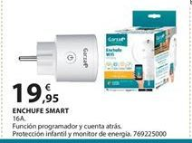 Oferta de Enchufes Garza por 19.95€