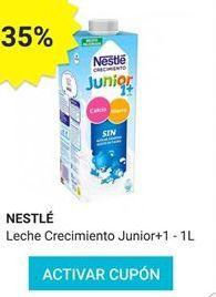 Oferta de Leche de continuación Nestlé por