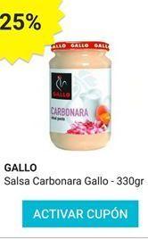 Oferta de Salsa césar Gallo por
