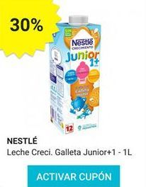 Oferta de Leche Nestlé por