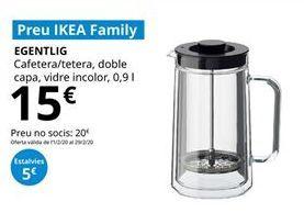Oferta de Cafeteras por 15€