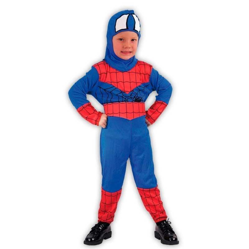 Oferta de XS Spiderman infantil disfraz por 6€