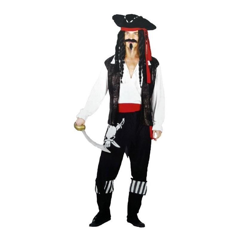 Oferta de Disfraz de Capitan Pirata M por 15€