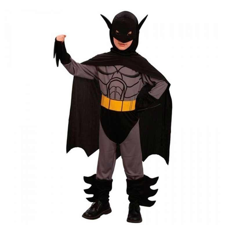 Oferta de Batman Disfraz Negro L por 7.5€