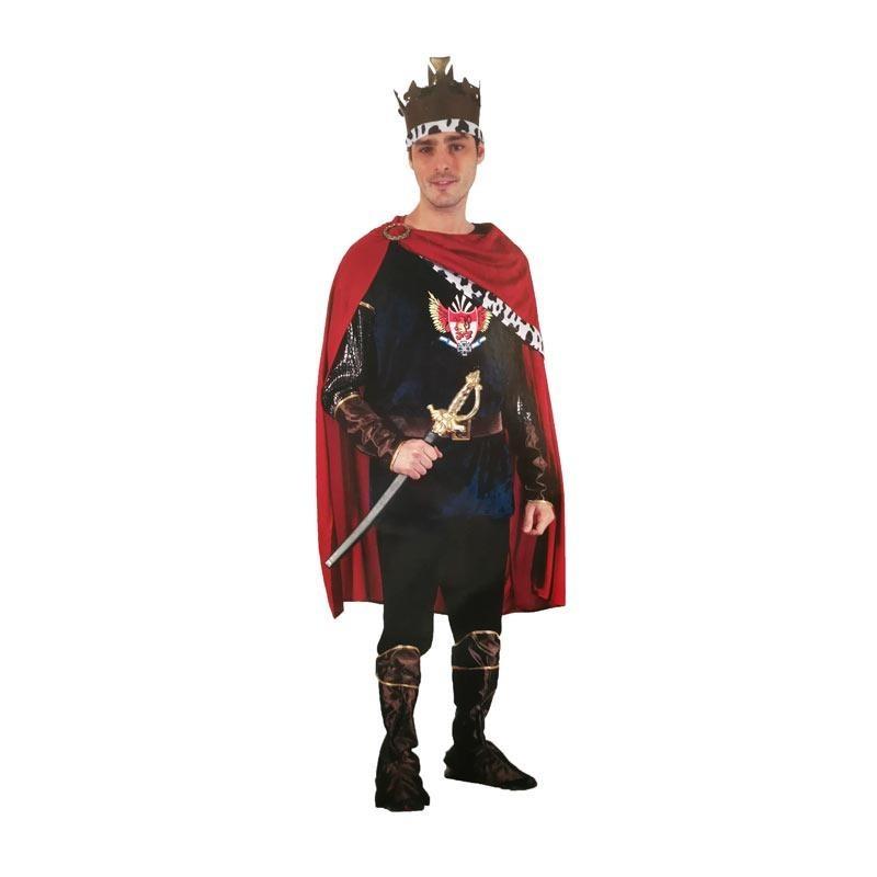 Oferta de Disfraz de Rey de Adulto por 15€