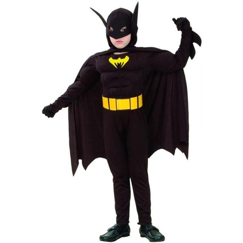 Oferta de Batman disfraz Gris S por 10€
