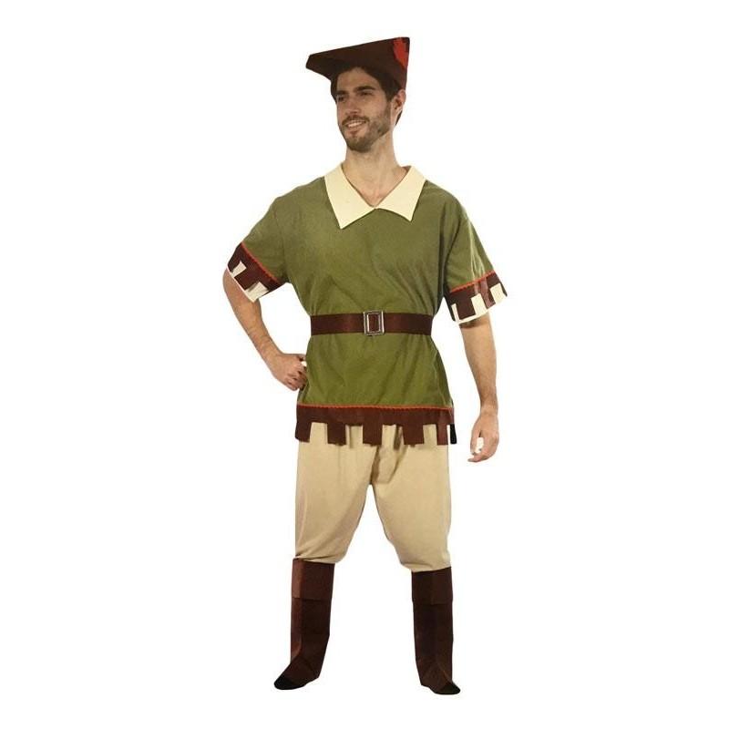 Oferta de Disfraz de Robin Hood Hombre por 12.5€