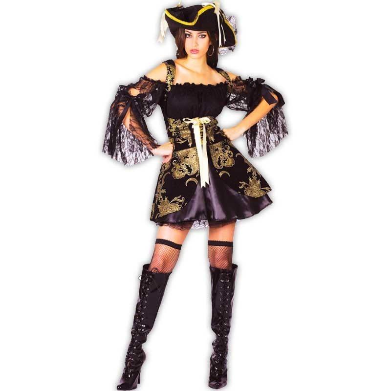 Oferta de L Pirata mujer adulta disfraz por 15€