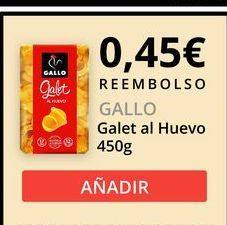 Oferta de Pasta Gallo por