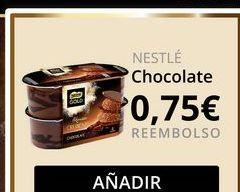Oferta de Mousse de chocolate Nestlé por