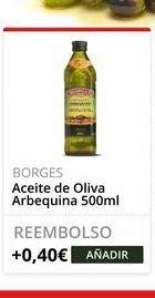 Oferta de Aceite de oliva Borges por
