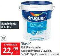 Oferta de Pintura Bruguer por 22.95€