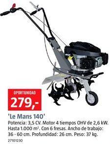 Oferta de Motoazada por 279€