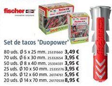 Oferta de Tacos fischer por 3.49€