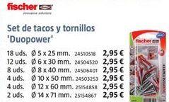 Oferta de Tacos fischer por 2.95€