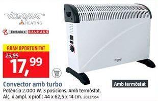 Oferta de Convector por 17.99€