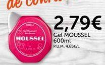 Oferta de Gel Moussel  por 2.79€