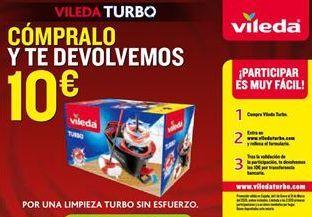 Oferta de VILEDA TURBO  por 34.99€