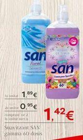 Oferta de Suavitzant SAN gamma  por 1.89€