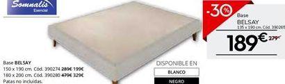 Oferta de Colchones somnalis por 195.3€