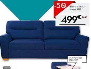 Oferta de Sofá cama por 499.5€