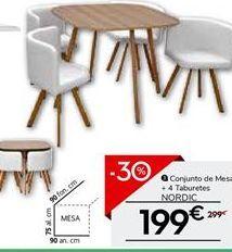 Oferta de Mesa de comedor por 209.3€