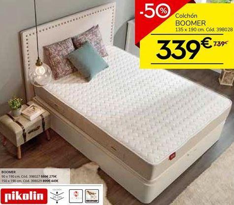 Oferta de Colchones Pikolin por 369.5€