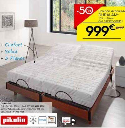 Oferta de Colchones por 999.5€