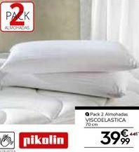 Oferta de Almohada Pikolin por 39.99€