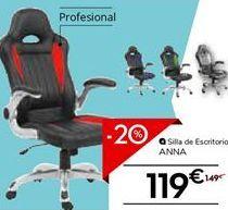 Oferta de Silla giratoria por 119.2€