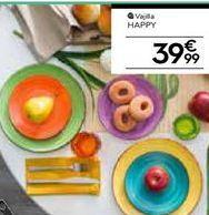 Oferta de Vajilla por 39.99€