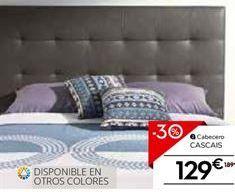 Oferta de Cabecero por 132.3€