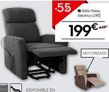 Oferta de Sillón relax por 202.05€