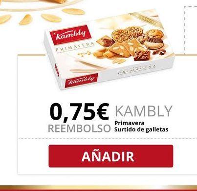 Oferta de Galletas de mantequilla por