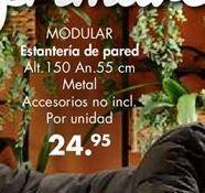 Oferta de Estanterías por 24.95€