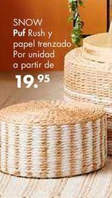 Oferta de Puff por 19.95€