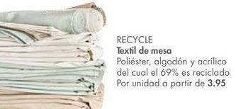 Oferta de Textiles cocina por