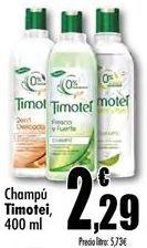 Oferta de Champú Timotei por 2.29€