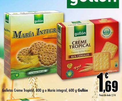 Oferta de Galletas Gullón por 1.69€