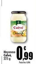Oferta de Mayonesa Calvé por 0.99€