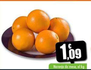 Oferta de Naranjas de mesa por 1.09€