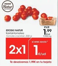 Oferta de Tomate cocktail por 1.99€
