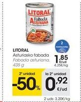 Oferta de Fabada Litoral por 1.85€